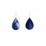 Boucles d'oreilles S Soleil bleu