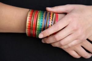 Bracelets Ethniques larges et fins