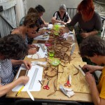 lucie-richard-marqueterie-de-paille-stage-festival-metiers-d-art-en-cevennes